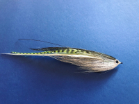 Bucktail/flatwing