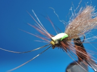 Hotspot caddis - steg for steg