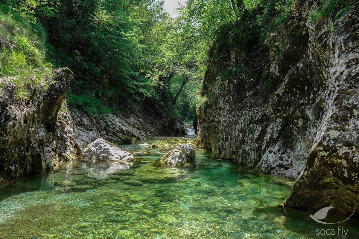 Fluefiske i Sočadalen i Slovenia – reisetips fra en lokal fiskeguide.